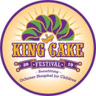 King Cake Festival Rep Run + Fun Run Registration