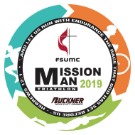 Buckner Mission Man Sprint
