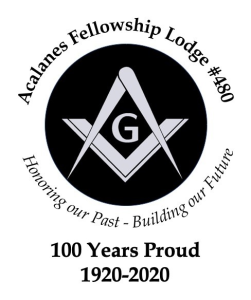 Acalanes Fellowship Lodge #480