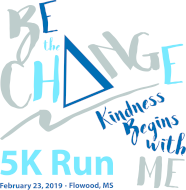 Be The Change 5k Run/Walk & Fun Run