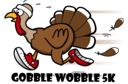 Gobble Wobble FREE 5K Fun Run
