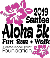 Santee Aloha 5K Fun Run & Walk 2020