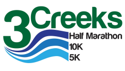 Three Creeks Half Marathon 10K & 5K