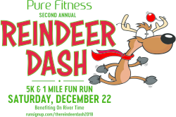 The Reindeer Dash 2018