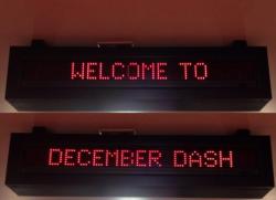 TRRC December Dash
