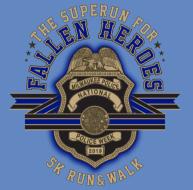 Superun for Fallen Heroes 5K