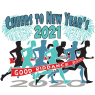 Cheers to New Year's Virtual 5k