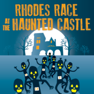 Rhodes Race at Haunted Castle 5K