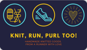 Knit, Run, Purl Too!