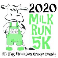 2020 Milk Run/Walk 5K