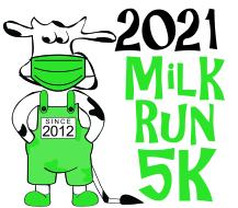 2021 Virtual Milk Run 5K & Virtual 1 Mile Kids' Fun Run