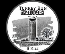 Turkey Run Trail Bash 5 Miler
