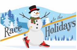 Race to the Holidays 5k Walk/Run & Fitness Walk