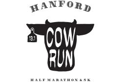 5th Annual Hanford Cow Run, Half Marathon & 5k- Postpone!