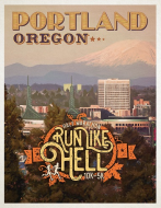 Run Like Hell Half Marathon / 10K / 5K