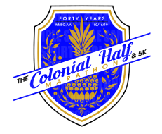 41st Colonial Half Marathon and 5K