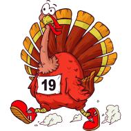 Turkey Wobble 3K-Walk