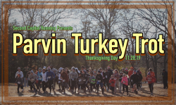Parvin Turkey Trot & 1-mile Fun Walk