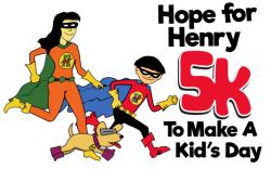 Hope for Henry 5k