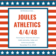 Joules Athletics 4/4/48