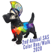 2nd Annual SAS Family Walk/Run Color Fun