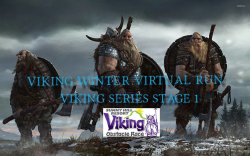 Winter Viking Virtual Run (Stage 1)