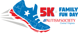 Autism Society Central Virginia 5K & Family Fun Day