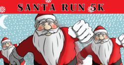 Auburn Santa Run/Walk 5k (Virtual Race)