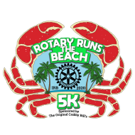 Rotary Runs The Beach 2021