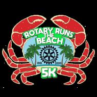 Rotary Runs The Beach 2021