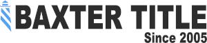 Baxter Title
