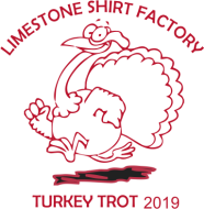 11th Annual Turkey Trot 5K/10K/Half Marathon presented by Limestone Shirt Factory