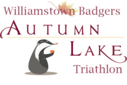 Williamstown Badgers Autumn Lake Triathlon