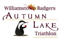 Williamstown Badgers Autumn Lake Triathlon