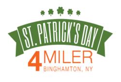 St. Patrick's Day 4-Miler