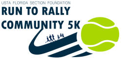 Run to Rally Community 5K (Fort Lauderdale) - USTA Florida Section Foundation