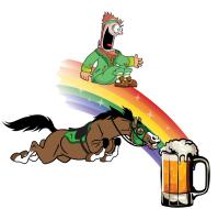 Shamrock Beer Run 5k - Milwaukee