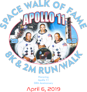 Space Walk of Fame 8K & 2 Miler