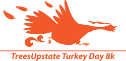 TreesUpstate Turkey Day 8k / 5k