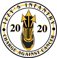 Izzy's Infantry Charge Against Cancer