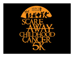 Scare Away Childhood Cancer 5k (Virtual)