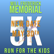 Will Frederick Memorial 5K Run For The Kids