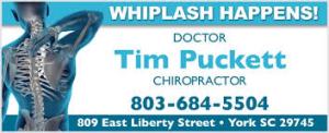 Dr. Tim Puckett Chiropractor