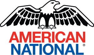 American Naitional Insurance/Agents Mike Peterson and Ginger Bolin