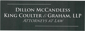 Dillan McCandless King Coulter & Graham, LLP