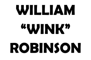 "William ""Wink"" Robinson"