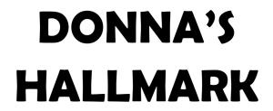 Donna's Hallmark