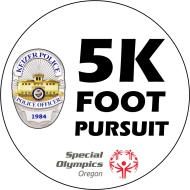 5K Foot Pursuit