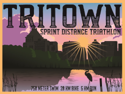 TriTown Sprint Distance Triathlon