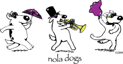 NOLA Dogs Race To The Rescue 5K 2019